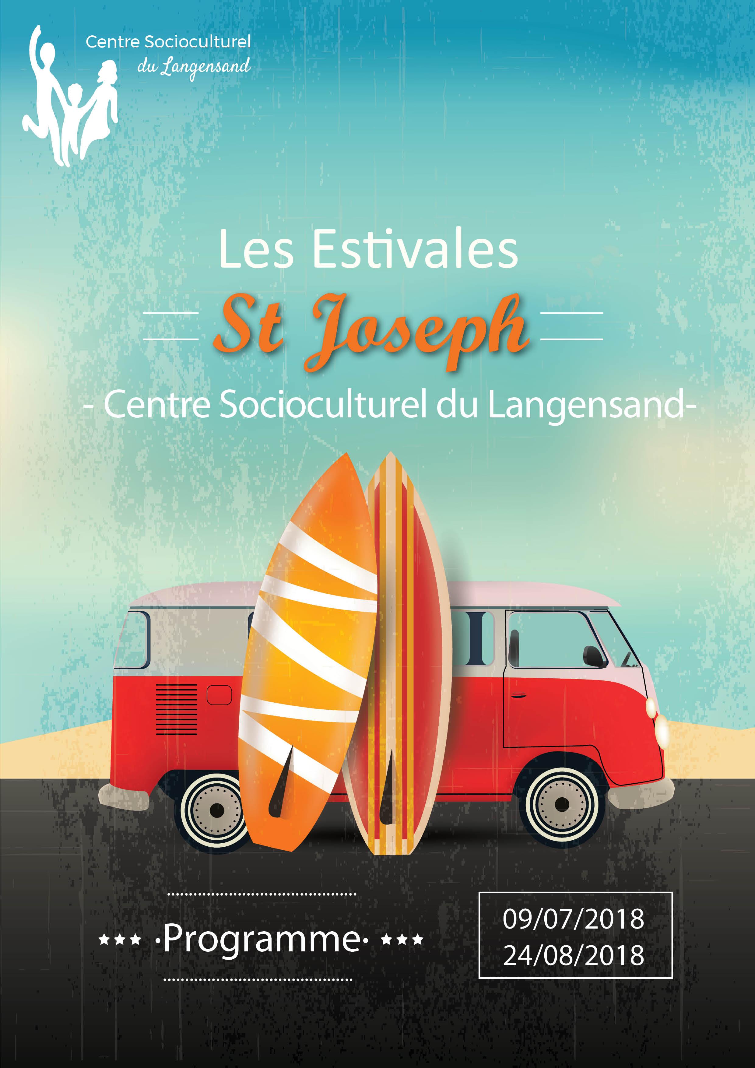 Les Estivales ST Joseph 2018